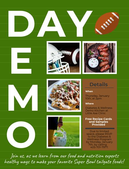 Diabetes & Wellness January Cooking Demo | Absentee Shawnee Tribal